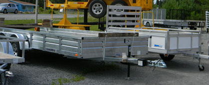 picture of utility trailers